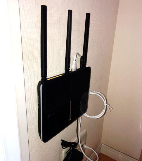 Wifiルーターの図2