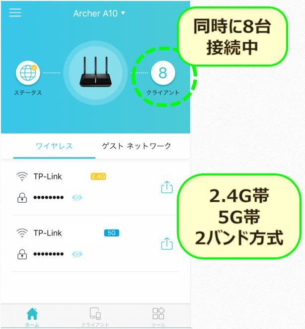 Wifiルーターの図3
