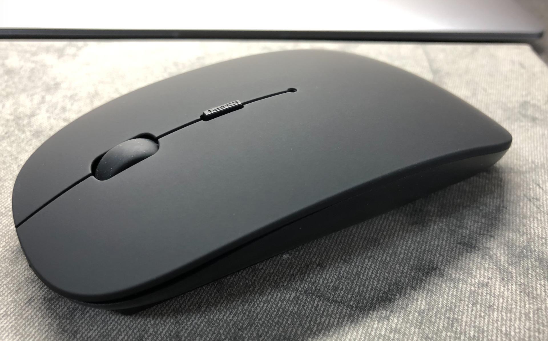 マウスの側面写真2